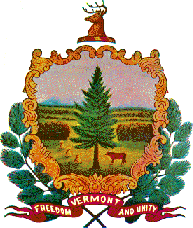 Vermont public safety logo