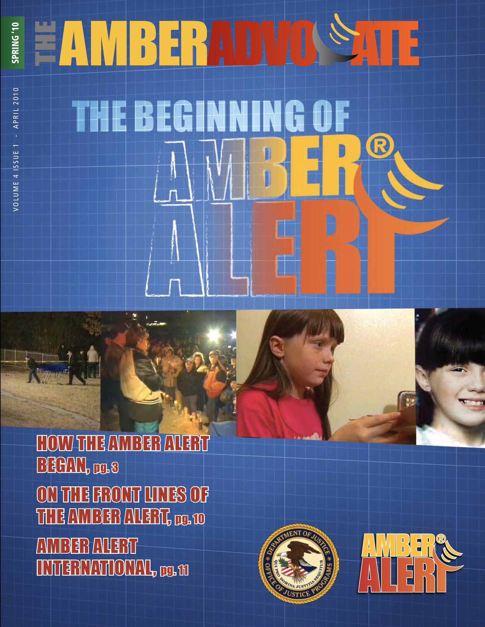 AMBER Advocate 13 cover