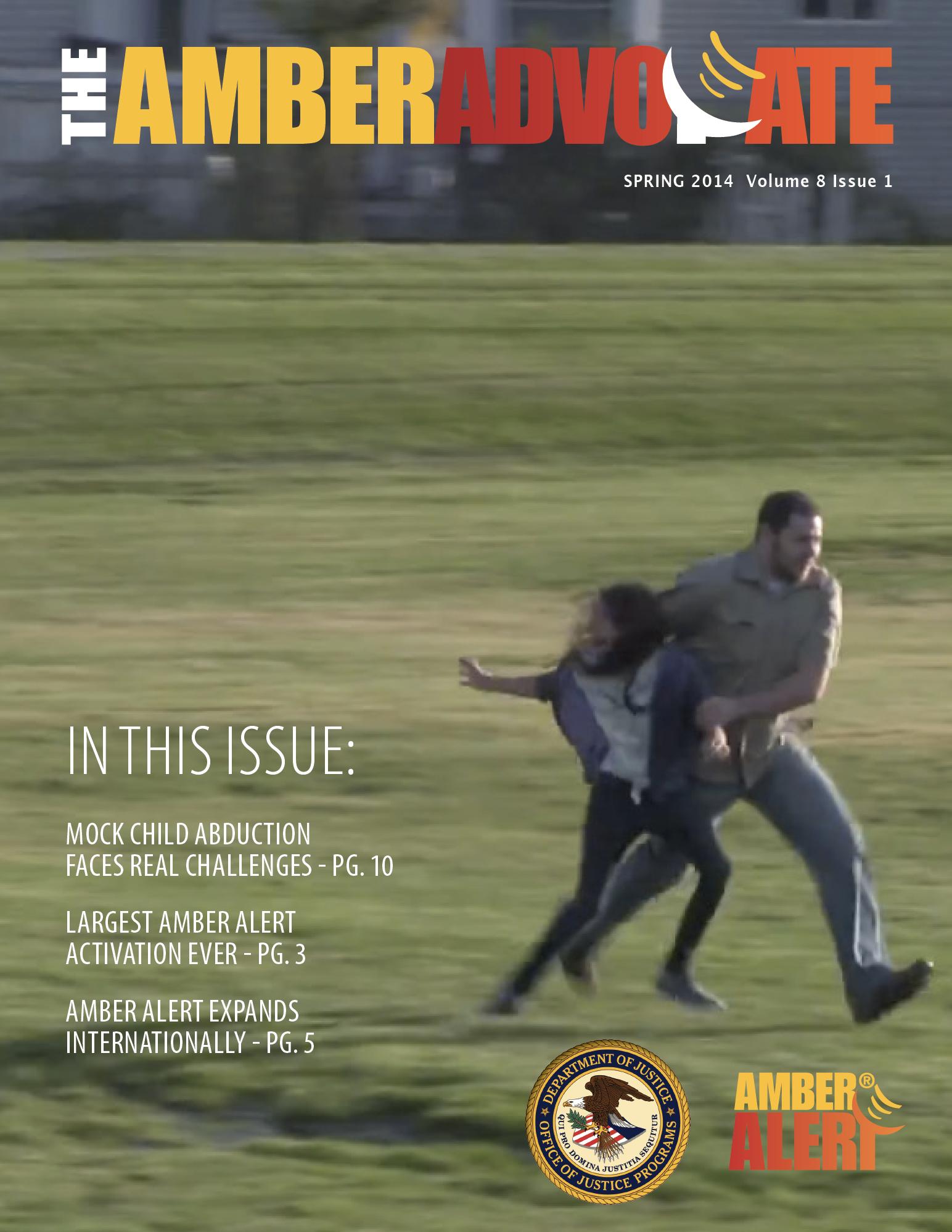 AMBER Advocate 24 cover