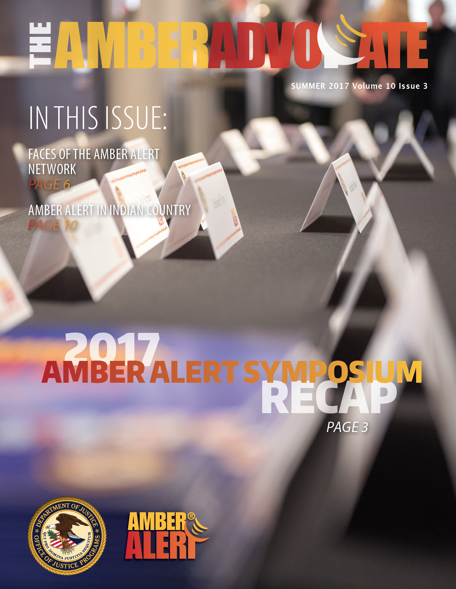 AMBER Advocate 31 cover