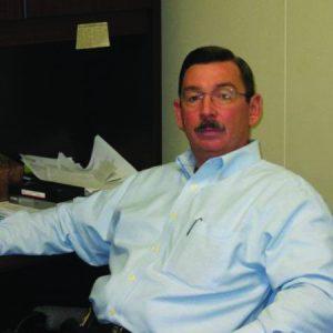 Grapevine, Texas Police LIeutenant Larry Hallmark