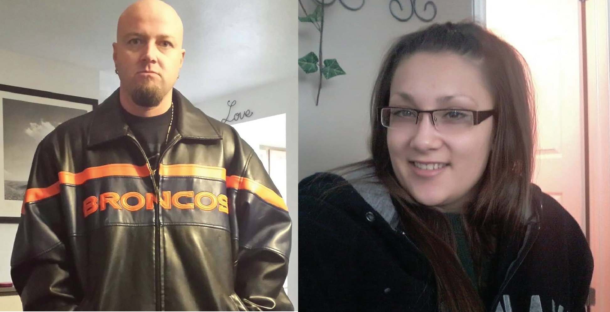 Suspects Christopher John Montoya & Monica Martinez