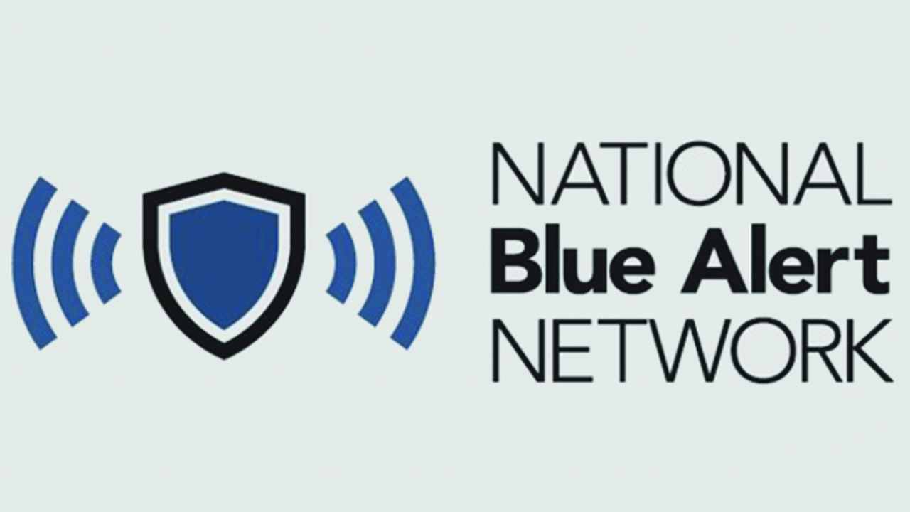 National Blue Alert Network logo