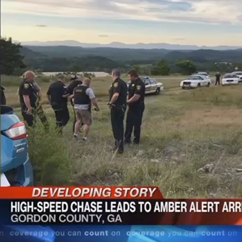 AMBER Alert Tennessee and Georgia news coverage