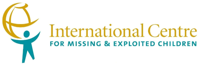 International Center for missing and exploited children logo