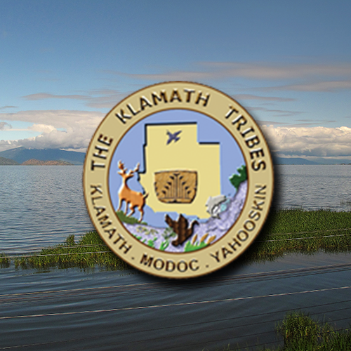 The Klamath Tribes Seal