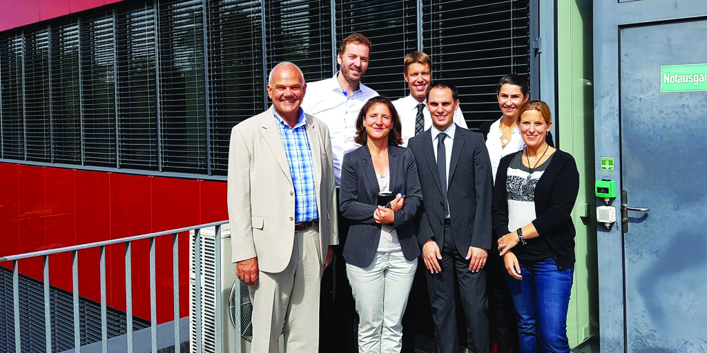 Swiss delegation