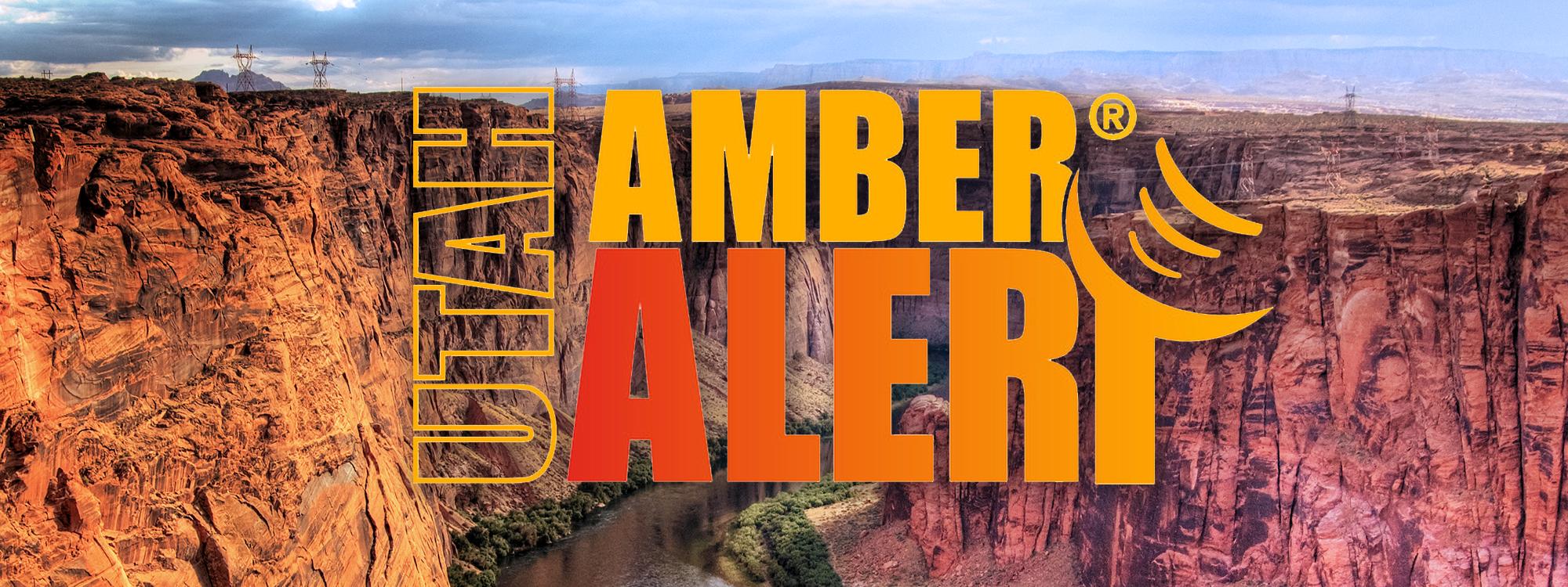 Utah AMBER Alert logo