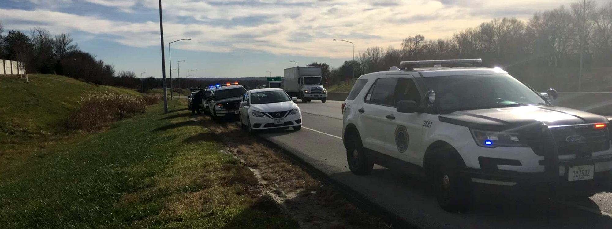 Iowa AMBER Alert Traffic stop