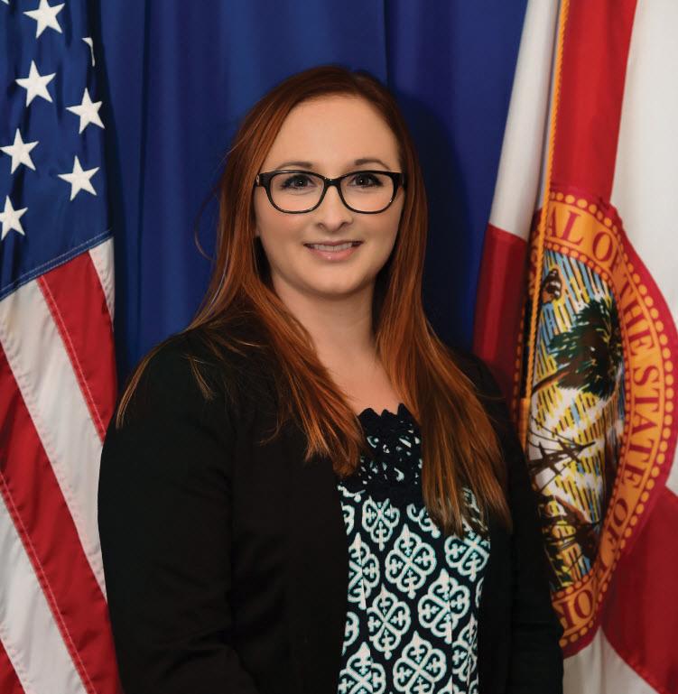 Florida AMBER Alert Coordinator Lyndsey Pitts