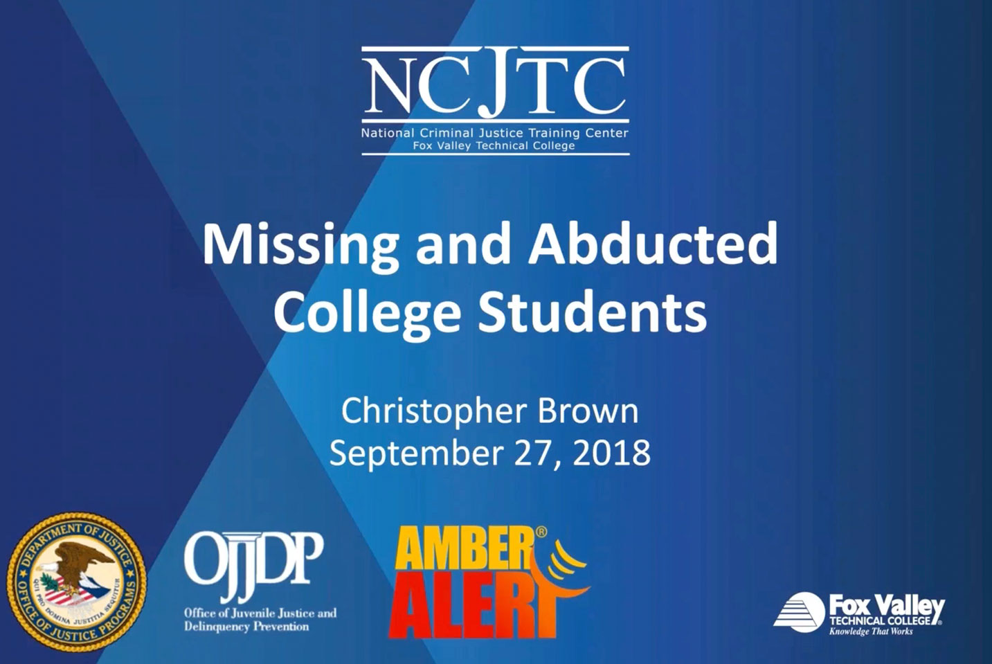 missing and abducted college students