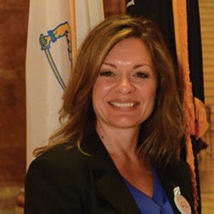 Massachusetts AMBER Alert Coordinator Sergeant Nicole Morell