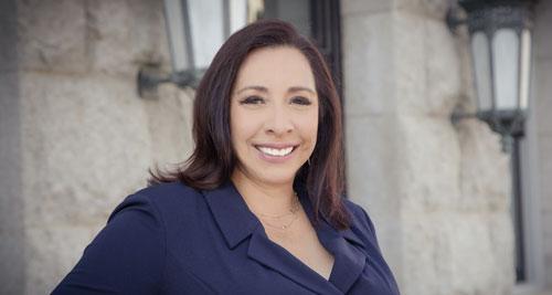 Utah Representative Angela Romero