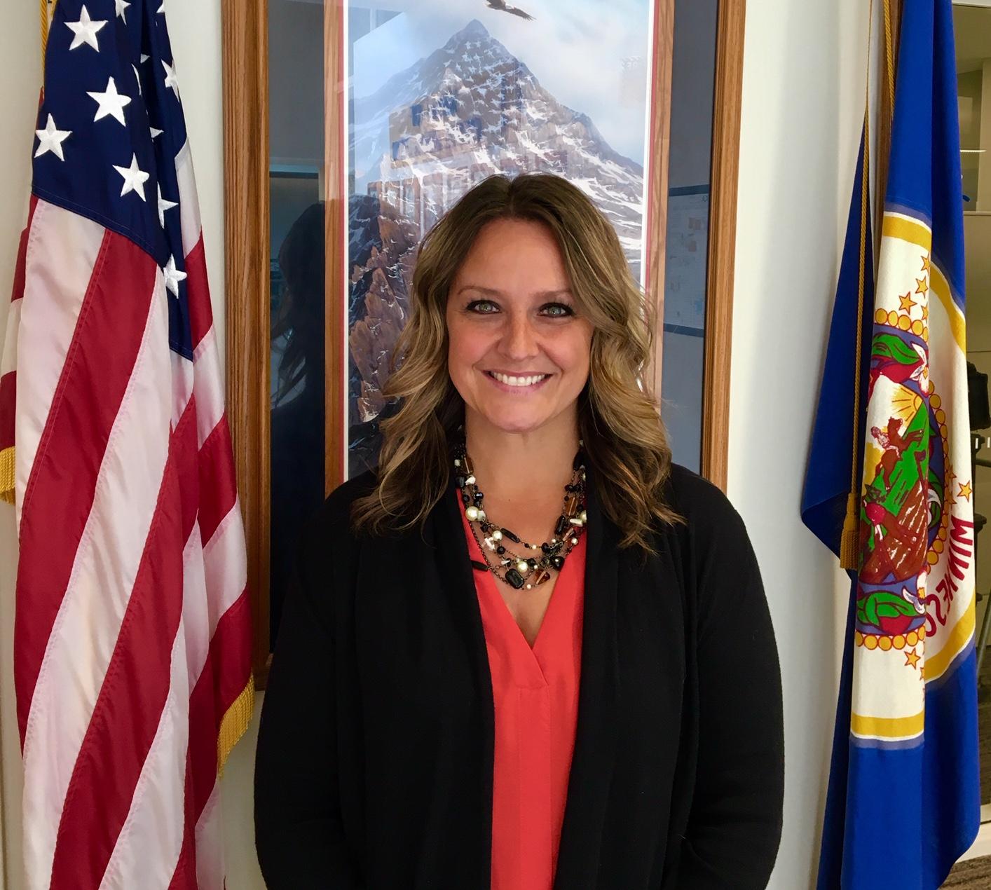 Janell Twardowski, Minnesota AMBER Alert Coordinator